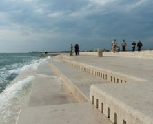 Croatia's 230-Foot Sea Organ