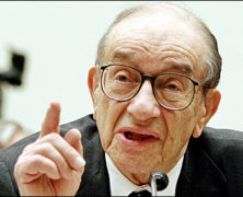 Alan Greenspan: Half Right