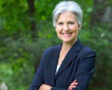 Jill Stein and Spray Paint