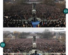 Yes, 'the Largest Audience to Ever Witness,' Period