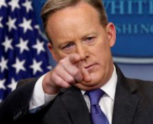 White House Press Ban Not a Constitutional Crisis But …