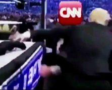 Wrestling Is Scripted … Like Fake News?