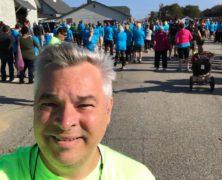 Foley Freedom Run Raises $95K
